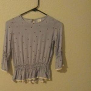 Medium (10-12) shirt (girls)
